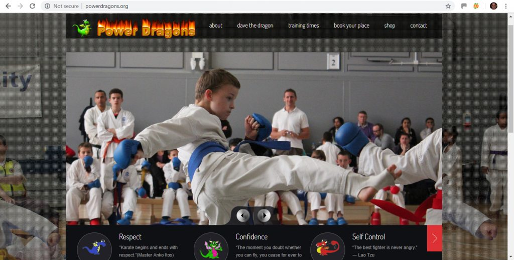 Power Dragons Kids' Karate in Luton