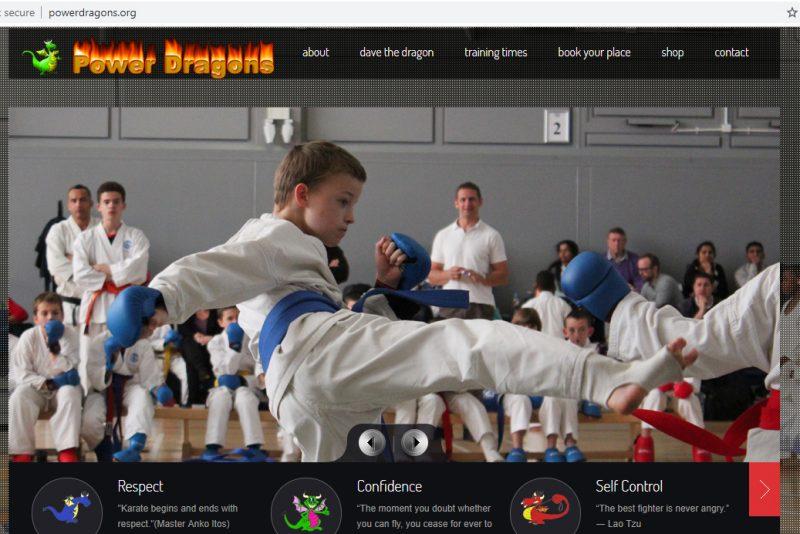Power Dragons Kids' Karate in Luton